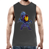 Iron Skeletor - Adults Premium Tank Top Tee