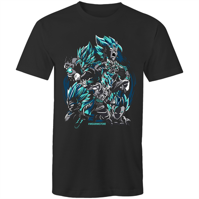 Saiyan Z - Adults Premium T-Shirt
