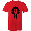 Warcraft Horde Spray - Black - Adults Premium T-Shirt