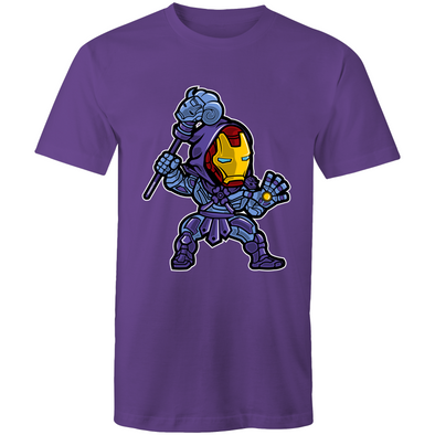 Iron Skeletor - Adults Premium T-Shirt