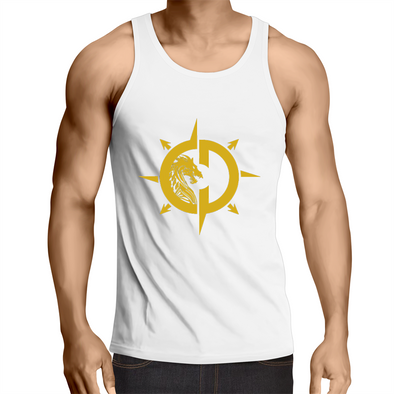 Carpe Diem (Gold Edition) - Mens Singlet