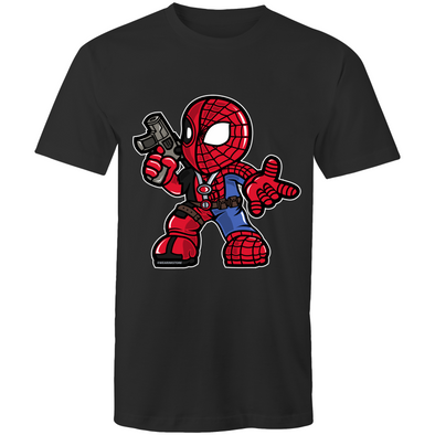 Spider Mercenary - Adults Premium T-Shirt
