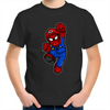 Spider Plumber - Kids Youth Tee