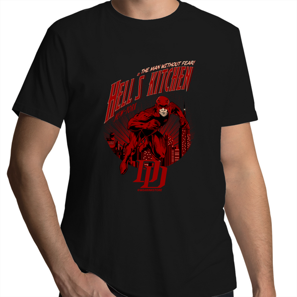 Daredevil - Adults Premium T-Shirt