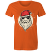 Trooper Claus - Womens Premium Crew T-Shirt