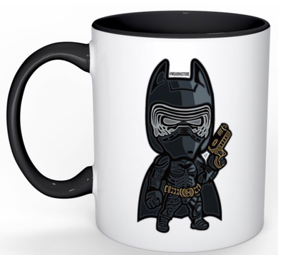 Darkest knight Mug