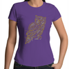 Electric Owl - Womens Premium Crew T-Shirt