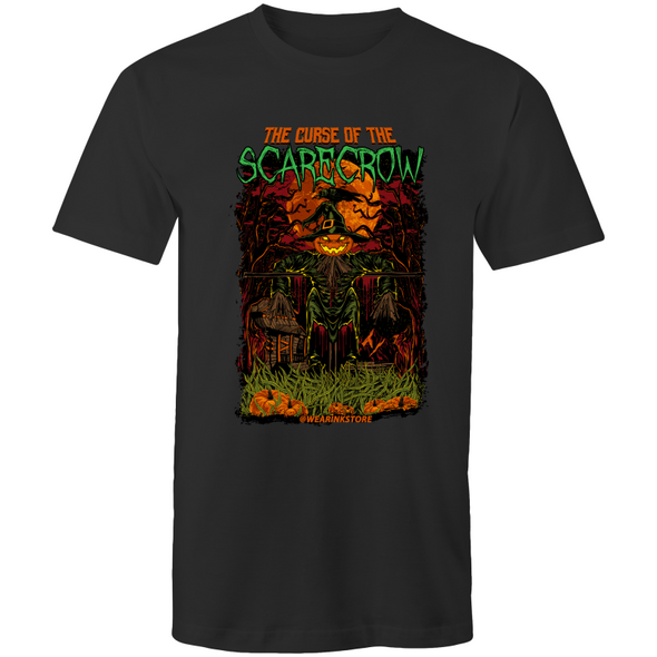 Curse of the Scarecrow - Adults Premium T-Shirt