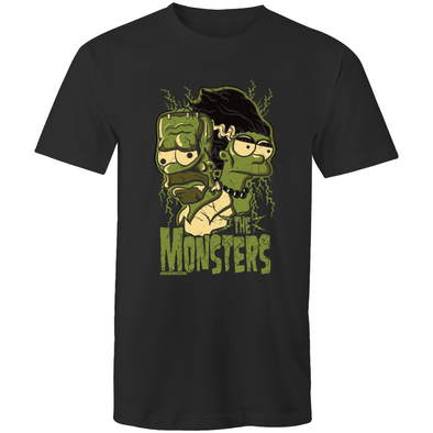 The Munsters - Adults Premium T-Shirt