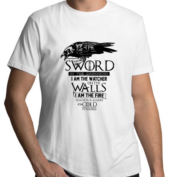 Night's Watch - Adults Premium T-Shirt