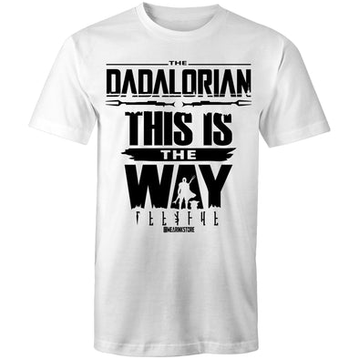 Dadalorian - Adults Premium T-Shirt