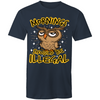 Mornings Should be Illegal - Adults Premium T-Shirt