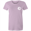Carpe Diem Pocket (White Edition) - Women's Premium Tee
