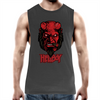 Hellboy - Mens Tank Top Tee