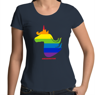 Pride - Womens Premium Scoop Neck T-Shirt