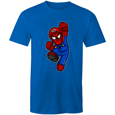 Spider Plumber - Adults Premium T-Shirt