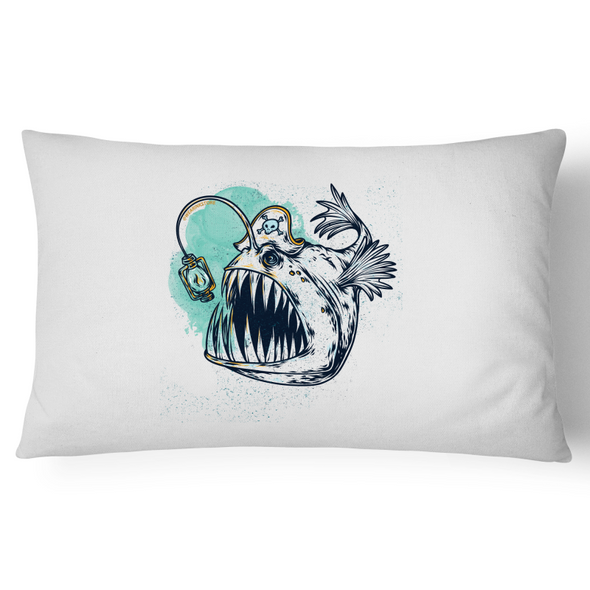 Pillowcase: Sealife Series - Angler Fish