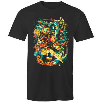 Nintendo Mayhem Adult T-Shirt