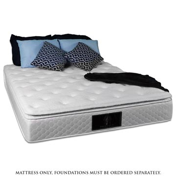Imperial 620 Plush Top Mattress - Sterling Sleep Systems