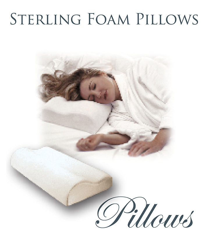 """Your Miracle Body Pillow"" By Sterling Sleep Systems - Sterling Sleep Systems"