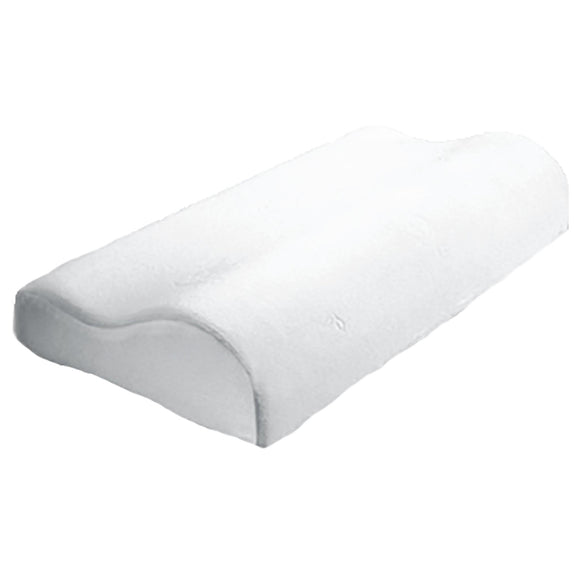 Ergo- Contour Cool Flow Gel Memory Foam Pillow - Sterling Sleep Systems
