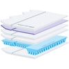 "ER600 Super Waveless Softside Waterbed Mattress, Deep Fill (8"") - Sterling Sleep Systems"
