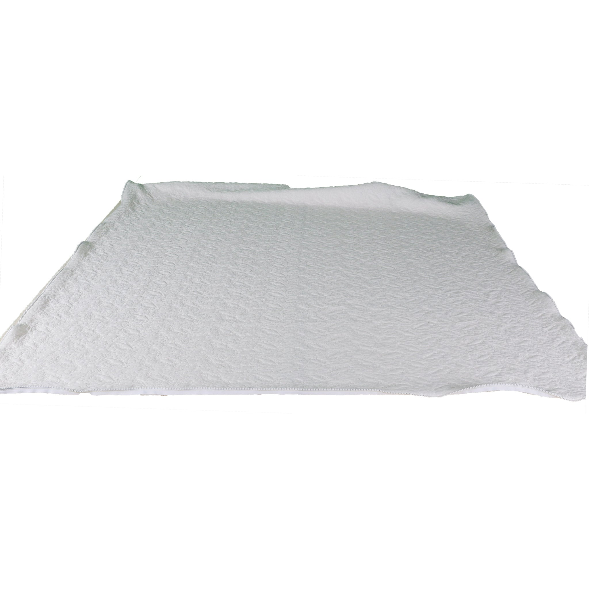 Zip-on Designer Stretch Cover for Softside Waterbeds - Sterling Sleep Systems