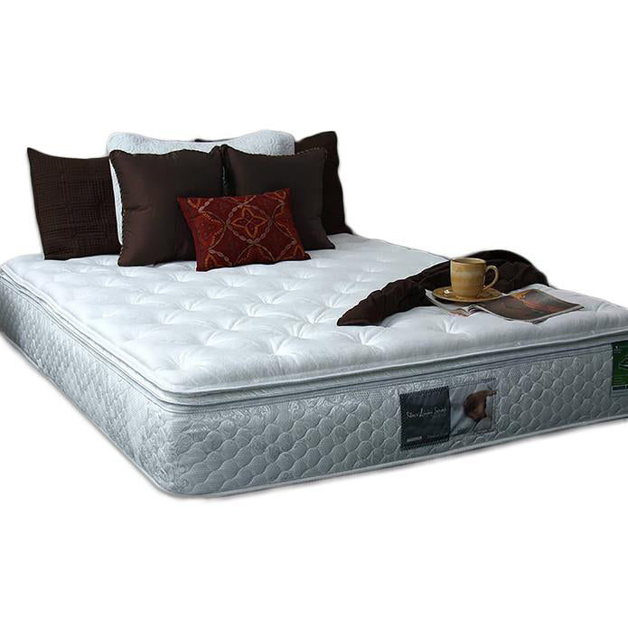 Silver Lining Series Latex & Memory Foam Mattresses