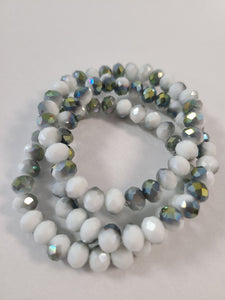 A94 Sparkle Stack Strand -  Cloud Nine