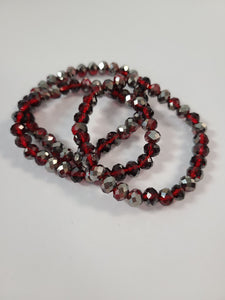 B121 Sparkle Stack Strand - Cinnamon Twist