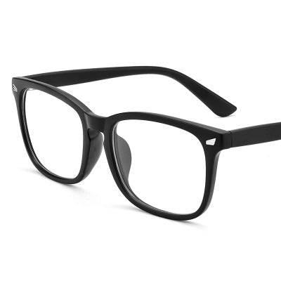 Blue Blocker Glasses - Matte Black