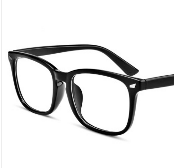 Blue Blocker Glasses - Slick Black