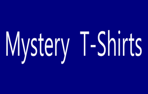 Mystery Graphic T-Shirts - SINGLE T SHIRT