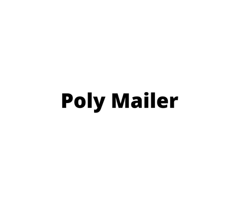 Outer Poly Mailer