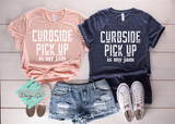 Curbside Pick Up Is My Jam Graphic T Shirt