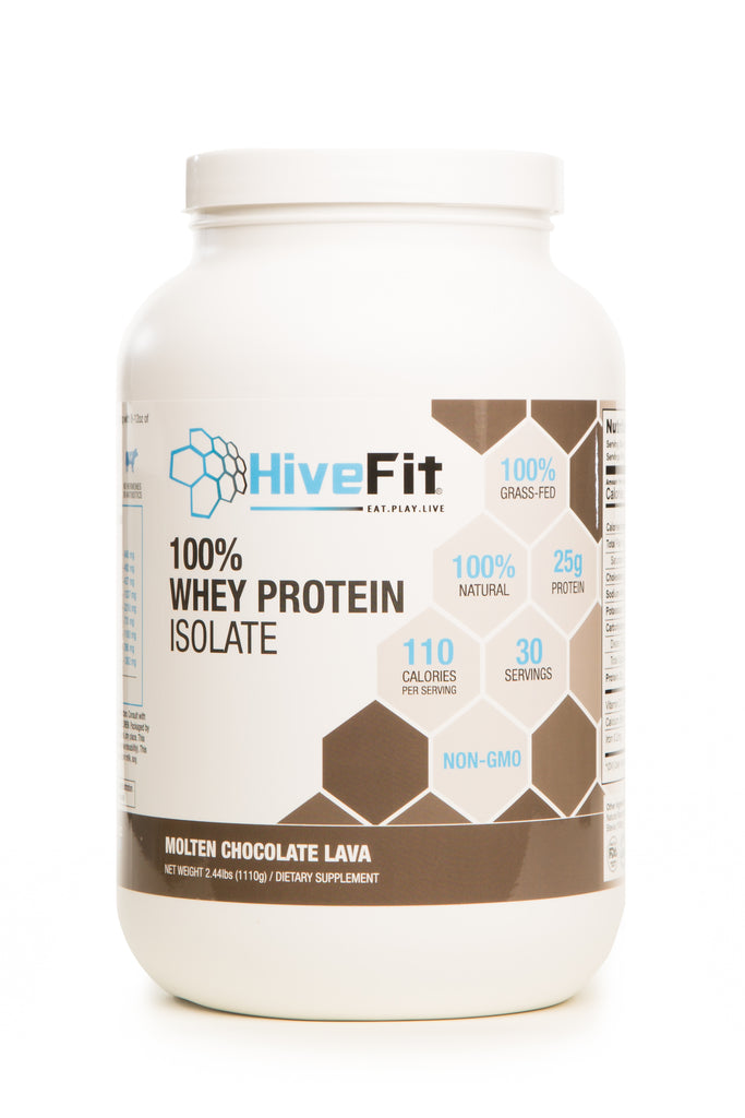Natural Chocolate Whey Protein Isolate