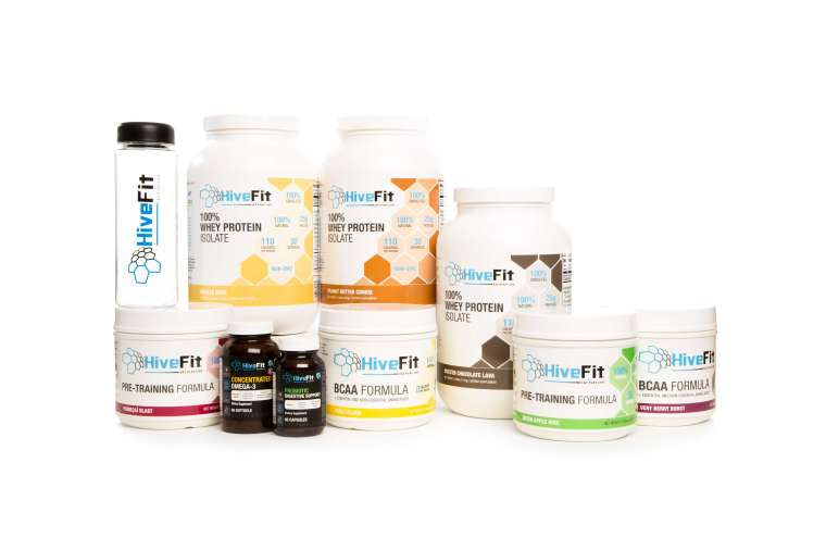 HiveFit Supplement Line Q&A