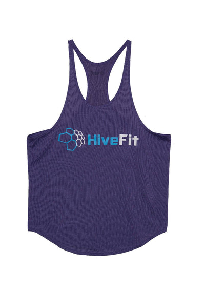 Original Stringer Tank Top - PURPLE
