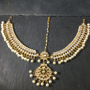 PP4301 MATHAPATI LIGHT WEIGHT KUNDAN