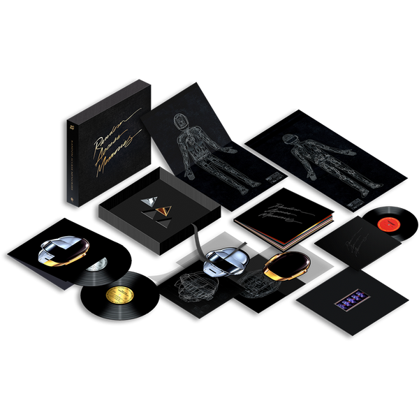 RANDOM ACCESS MEMORIES DELUXE BOX SET EDITION