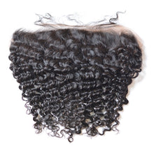 $25+ | Atási 100% Virgin Human hair curly deep wave lace frontal - HD Lace