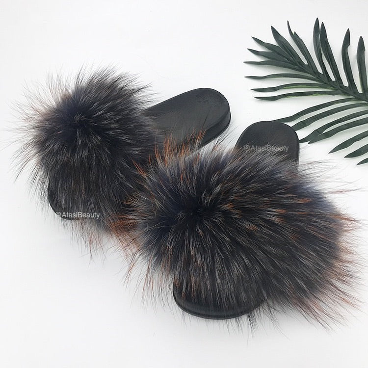 Darkness Fall fur slide