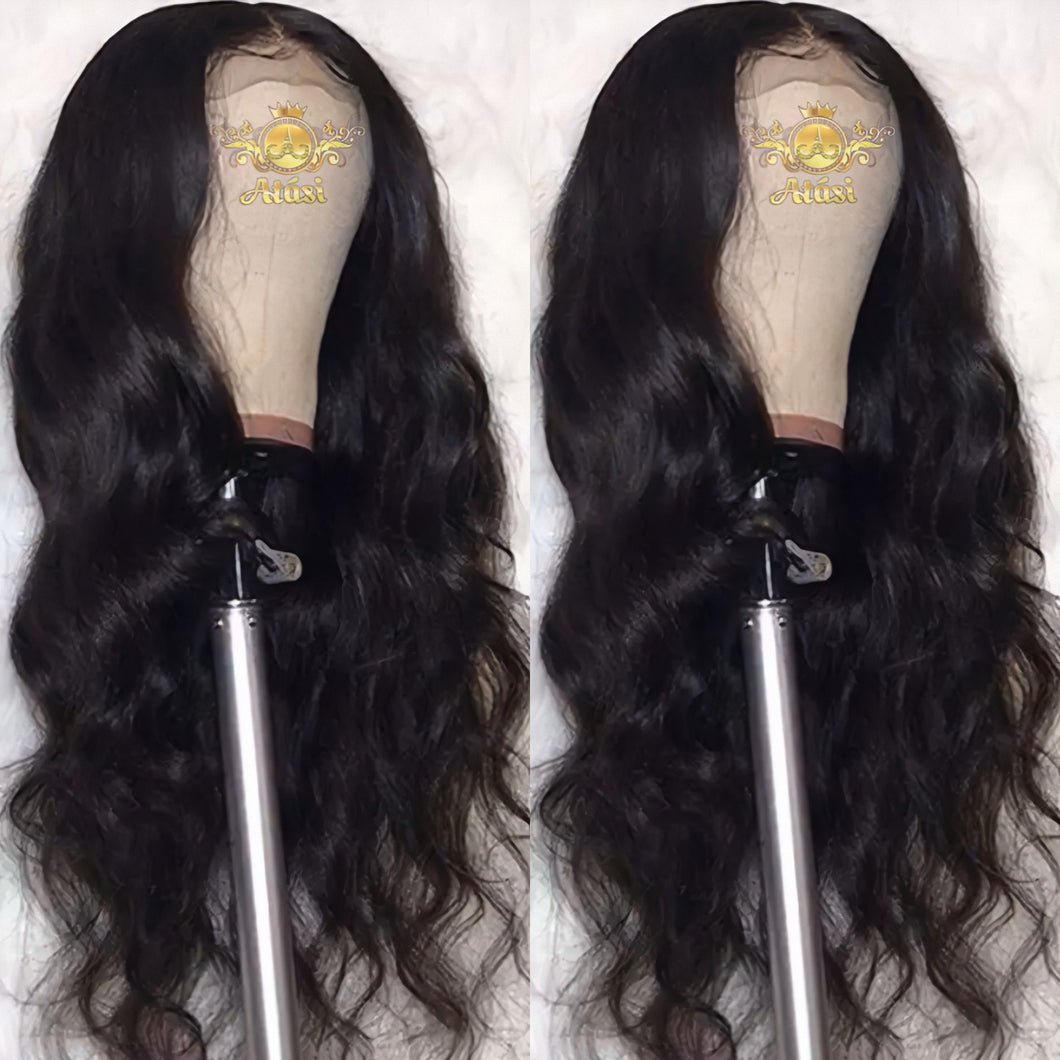 Eva 4x4 Lace closure wig