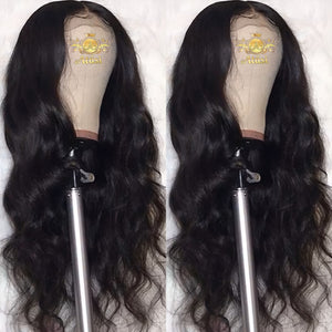 Eva 4x4 Lace closure wig CUSTOMIZED
