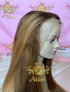 Porscha Lace Frontal Wig