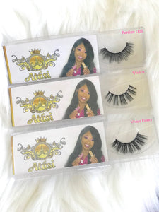 $2+ | 100% Real Siberian Mink Eyelash | Short - Extra Long styles