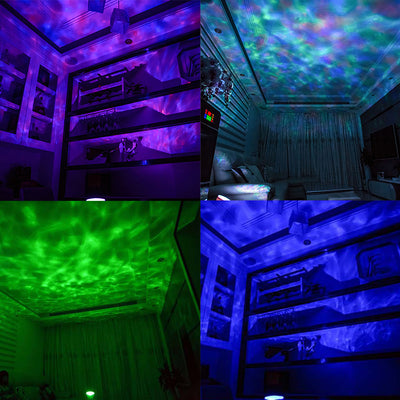 Relaxing LED Night Projector