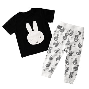 Miffy Bunny Toddlers and Kids Pajama Set - Just Kidding Store