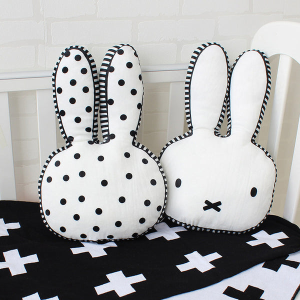 Miffy Kids Pillow - Kawaii Bunny Cushion - Just Kidding Store