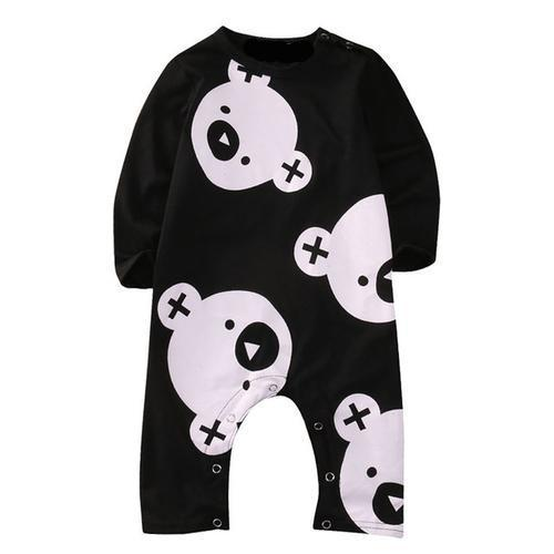 Baby Bear Romper - Just Kidding Store
